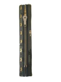 Optilon M60 broeken/rokken  rits Kaki ( groen/grijs) 20 cm