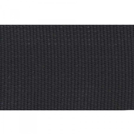 Ripsband Antrazit 26mm