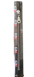 Optilon M60 broeken/rokken  rits donker bruin  20 cm