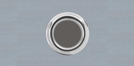 Ösenband, 60 mm Grau