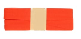 Def-co Biaisband oranje 20mm - 5 meter - 015