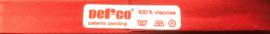 Satin- Schrägband 15mm - Rot