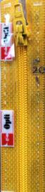 Spiralreißverschlüsse S 40 Gelb