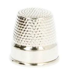 Prym vingerhoed staal 16mm