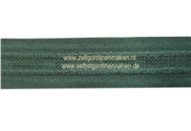 Universeelband / Rimpelband groen 23mm