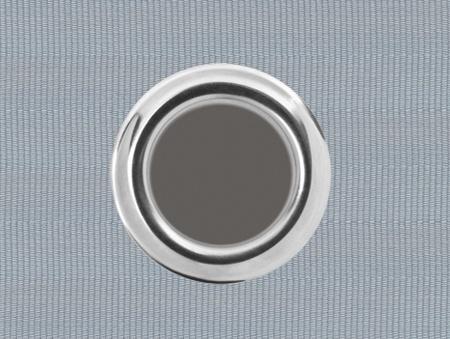 Ringenband 10cm Licht grijs
