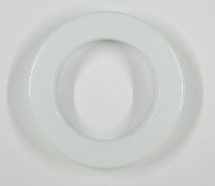 Deco Ring weiß 55 / 80 mm
