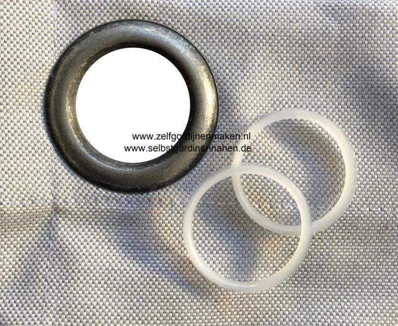 Glij ringen voor zeilringen 40mm