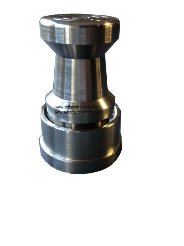 Handstempel 40 mm