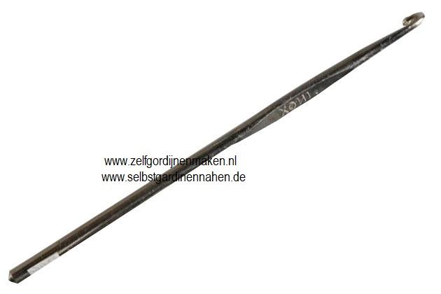 Inox haaknaald 1,75 mm