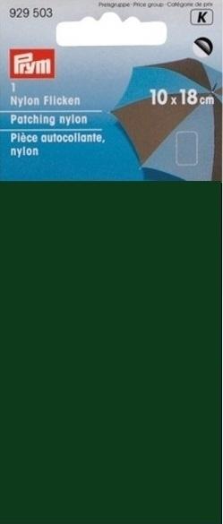 Verstelstuk - Nylon - Groen
