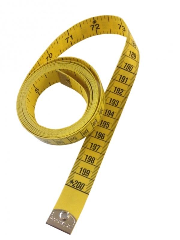 Fiber Centimeter - 200 cm