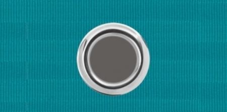 Ringenband 6cm Turquoise