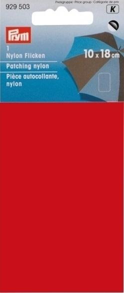 Verstelstuk - Nylon - Rood