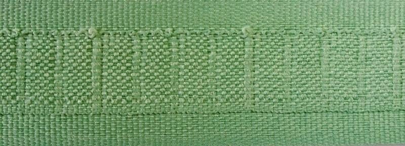 Duplo-plooiband middel groen