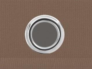 Ringenband 6cm Taupe