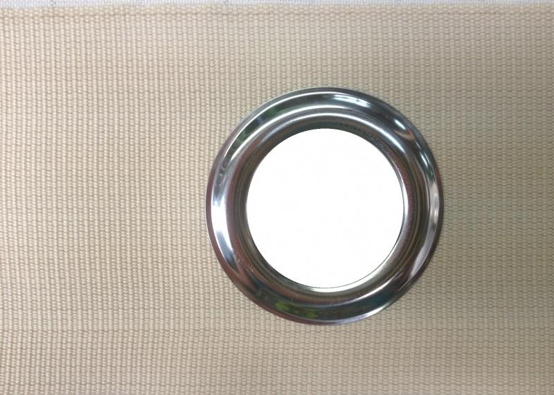 Ringenband 6cm Beige