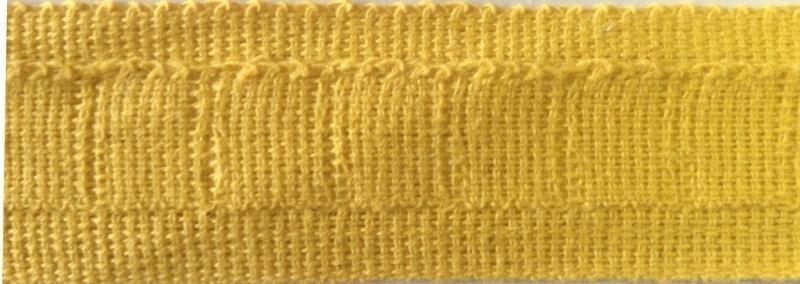 Duplo-plooiband Oranje/geel