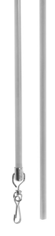 trekstang  Transparant 75cm