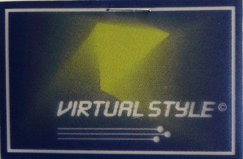 "Applicatie  ""Virtual style"""