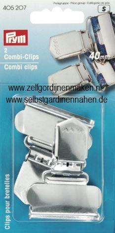 Combi -Clips 2 Stück
