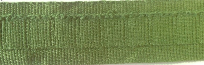 Duplo-plooiband Leger groen