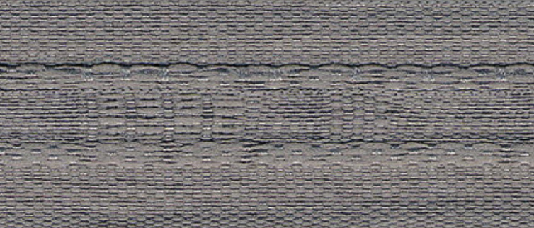 Universeelband/rimpelband grijs 23 mm
