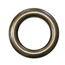 Zeilring rond 40 mm Oud Goud