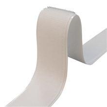 Zelfklevend Klittenband Wit Haak 2 cm