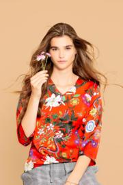 Jenna blouse van Vila Joy