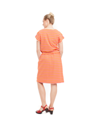 Stripe jurk Bakery Ladies