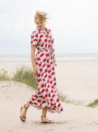 Poppy Mint jurk van Zilch