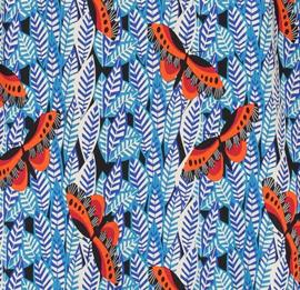 Butterfly Cross jurk Bakery Ladies