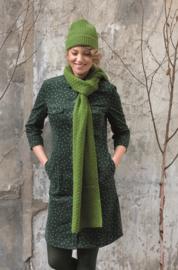 Buttons Cord jurk van Zilch