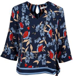 Dora blouse van Vila Joy
