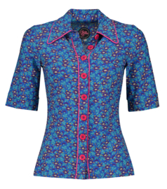 Ditsy Button Shirt Tante Betsy