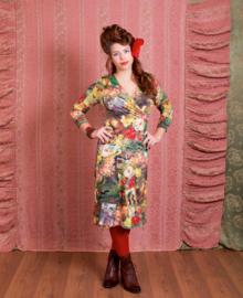 Lalamour Forest Cross jurk