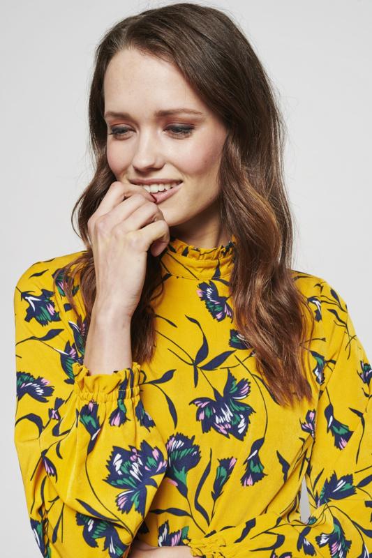 Smashed Lemon Ella blouse