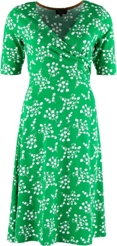 Appleblossom cross jurk van Zilch