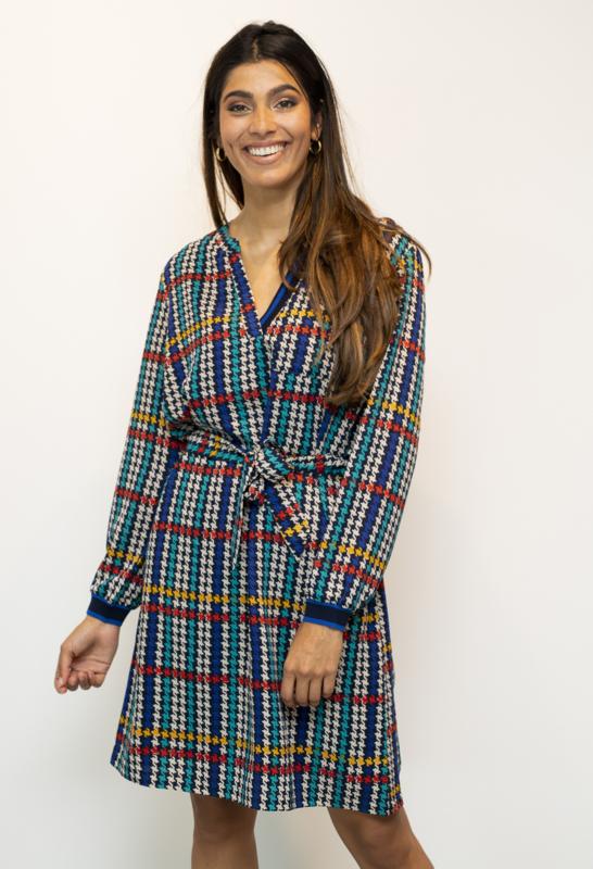 Hafida trui Vila Joy | Solvejg Kleurrijke Mode