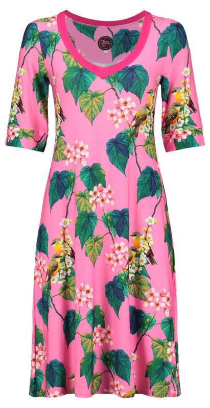 Lizzy Botanical jurk Tante Betsy