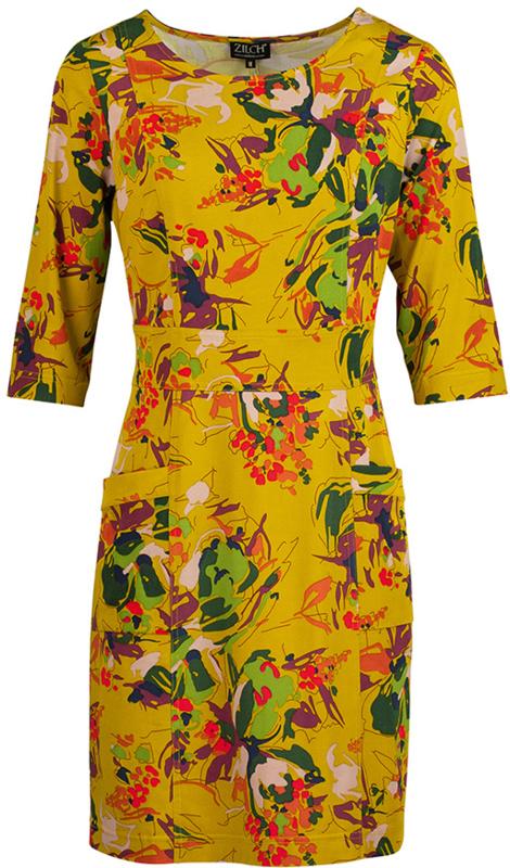 Monet jurk van Zilch