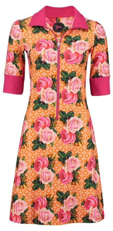 Sports Savon Rose jurk Tante Betsy
