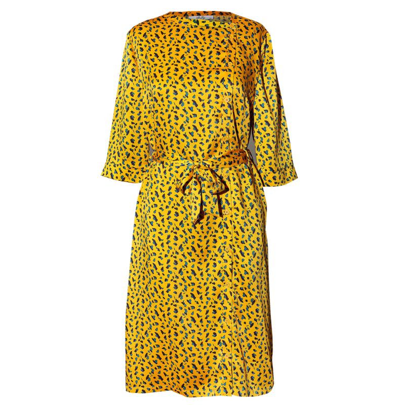 Thia jurk van Vila Joy