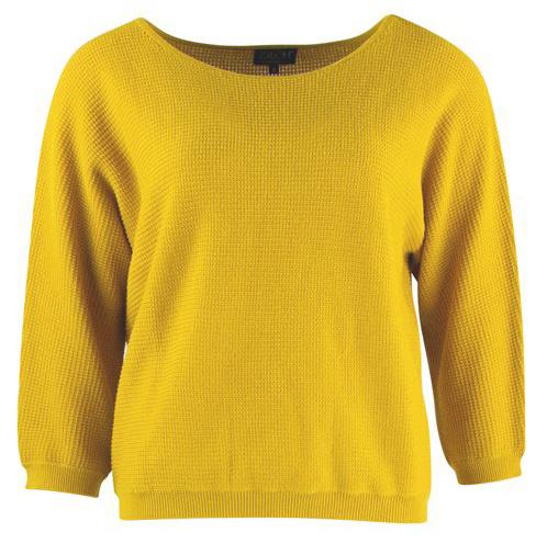 Honey sweater van Zilch