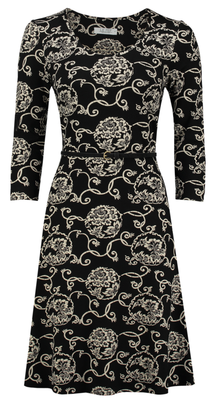 Florette jurk van Le Pep