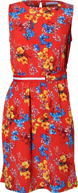 Aqua jurk van Vila Joy