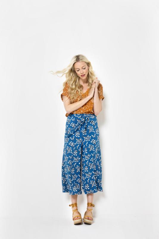 Blossomblue  culotte van Zilch