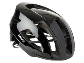 AGU Vigarous fietshelm race - zwart