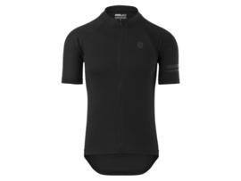 AGU Core fietsshirt korte mouwen - zwart